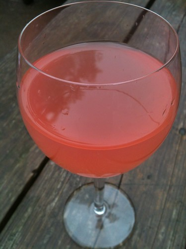 Watermelon Shrub