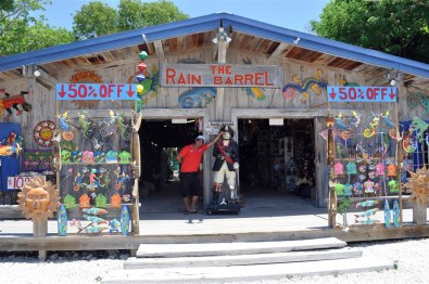 The Rain Barrel Store