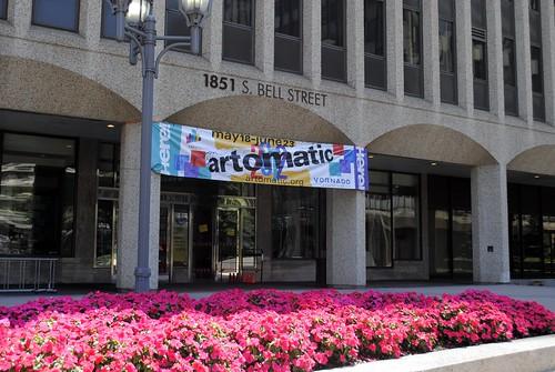 Artomatic Banner