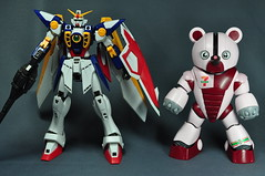 HG 144 7-Eleven BearGuy Gundam OOTB Unboxing Review (61)