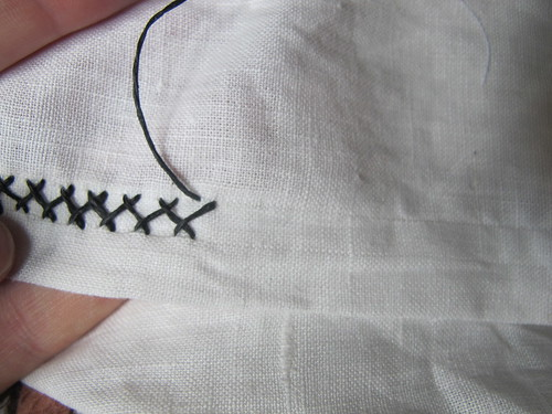 steuchlein - herringbone stitch 2