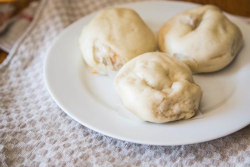 pork hum bao
