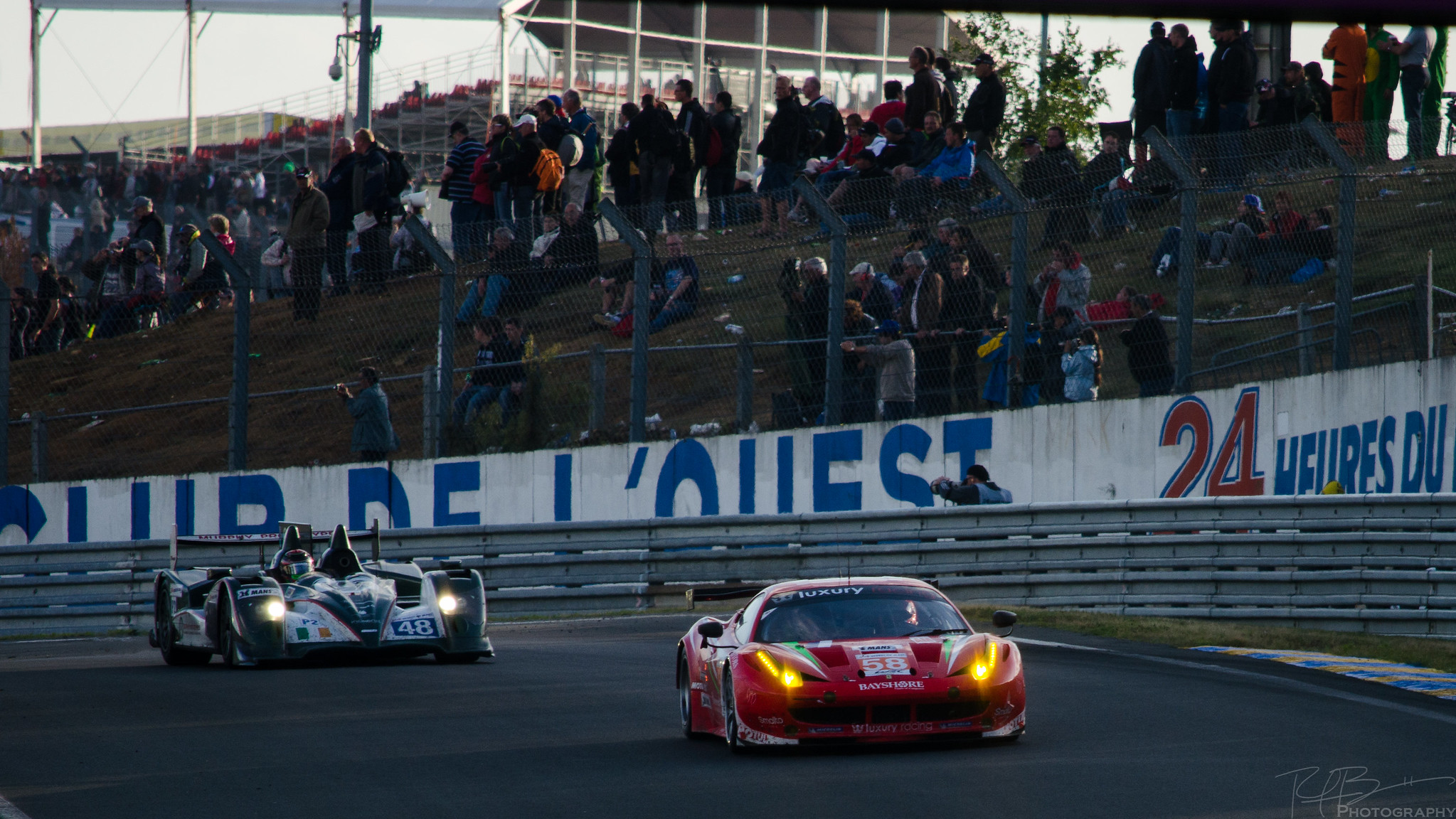 Murphy Prototypes and AF Corse