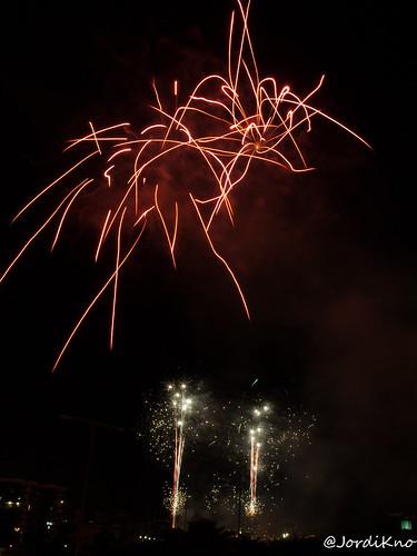 2012.06.24 - Fuegos Artificiales Sant Joan Despí - 2041