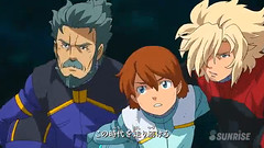 Gundam AGE 4 FX Episode 40 Kio's Resolve, Together with the Gundam Youtube Gundam PH (25)