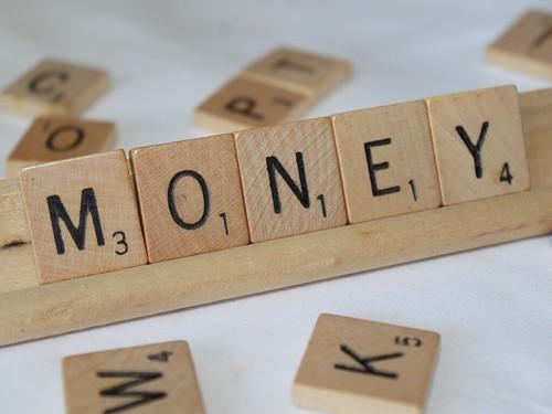 giving, money