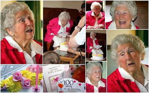 Gran's 100th