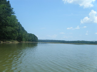 Broad River at Parr Shoals