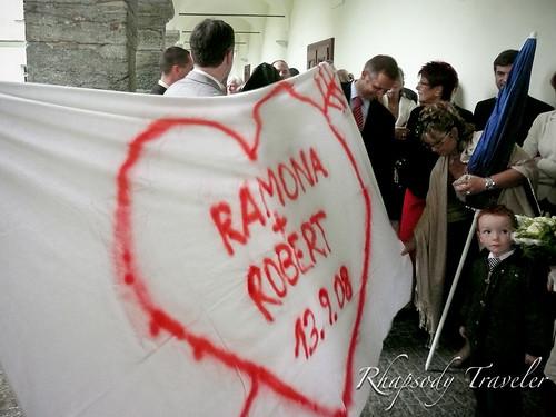 Ramona and Robert
