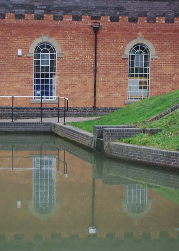 20111227-11_Boiler House Reflection - Foxton by gary.hadden