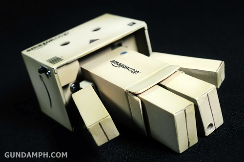 Revoltech Danboard Mini Amazon Box Version Review & Unboxing (24)