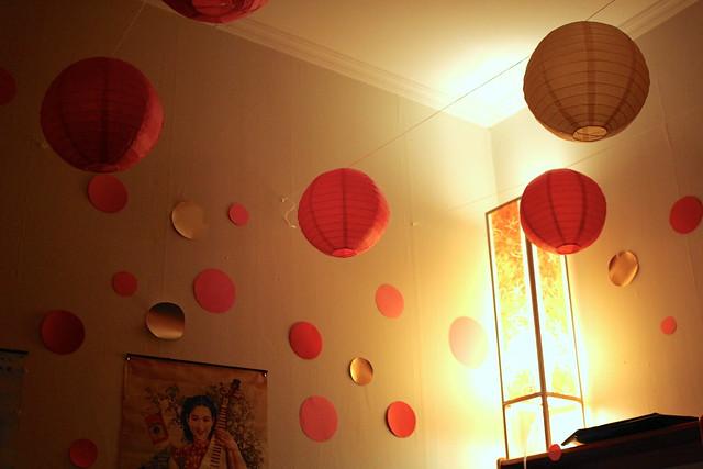 Kusama decorations