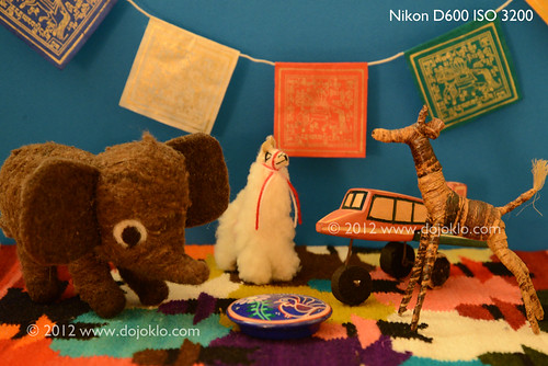 Nikon D600 ISO high test review compare sample image hands on 3200