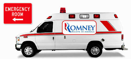 Romney Health Care Plan for the 47 Percent