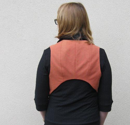 Freddie Vest - pattern by The Maker's Workshop