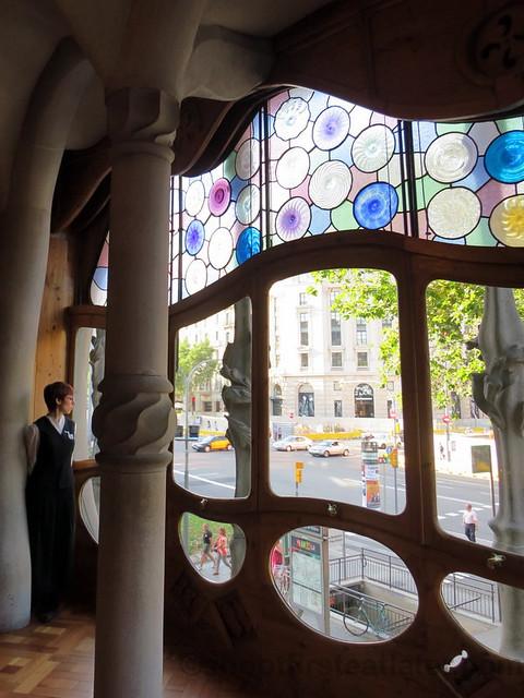 Casa Batlló Gaudi Barcelona-015