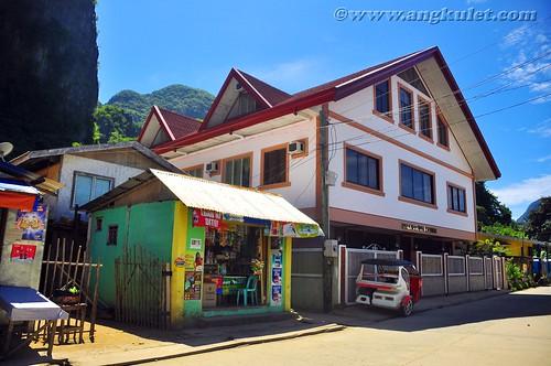 Lolo Oyong Pension, Rizal Street, El Nido, Palawan