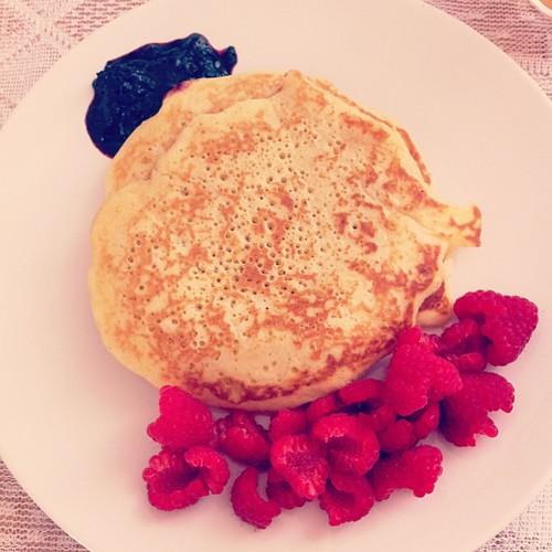 Lørdag #pancakes #love #instafood