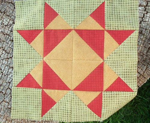 Sew and Save Block... by ruthiequilts