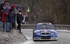 Skoda Fabia WRC - Montecarlo 2006