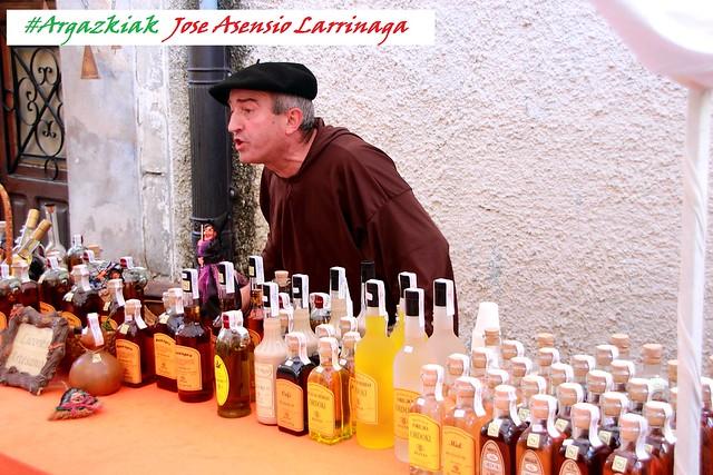 Mercado medieval de #Artziniega  #Photography 153