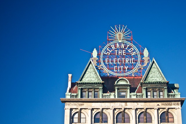 Scranton - The Electric City