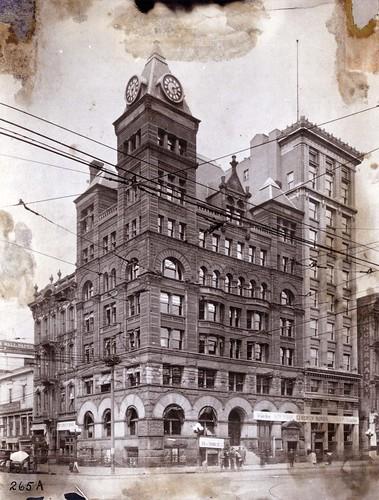Callahan Building, ca. 1917