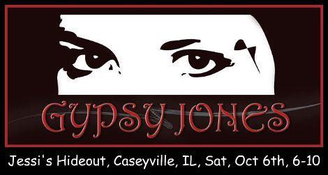 Gypsy Jones 10-6-12