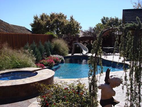 Luxury Swimming Pool Amarillo Custom Pools