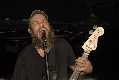 Dixie Dave Collins of Weedeater