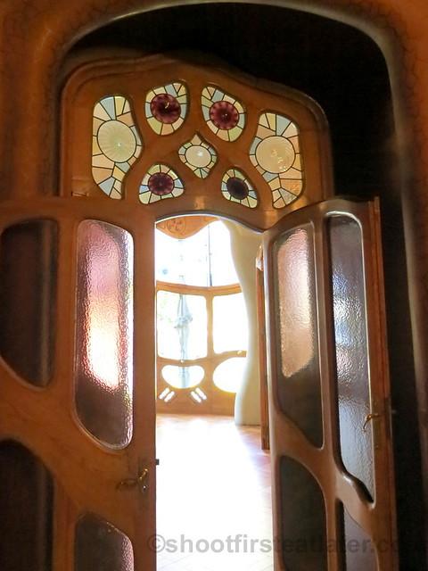 Casa Batlló Gaudi Barcelona-011