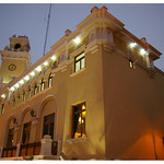 Miraflores Municipal building