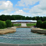 Alnwick Gardens main fountain