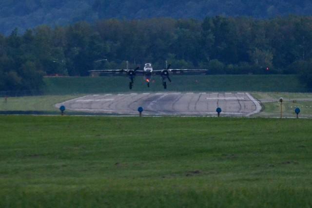B-25 Take-Off