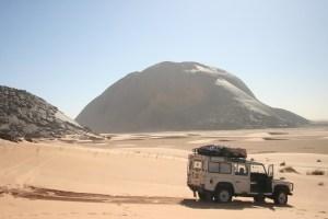 Visitar a Mauritania