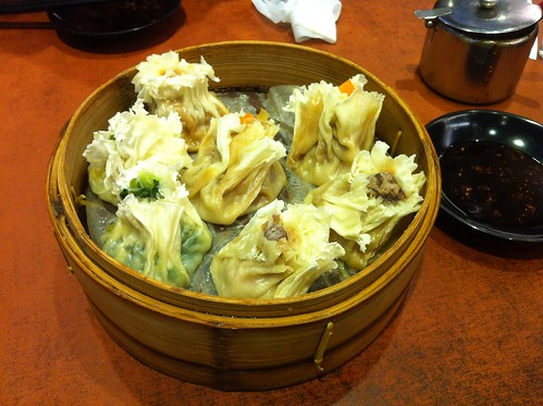 Qianmen Food Trip: Siu Mai at Du Yi Chu by rockerfem