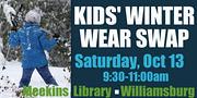Kids' Winter Wear Swap