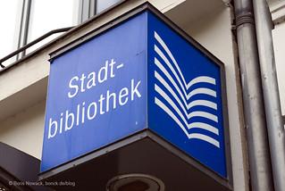 Symbold der Berliner Stadtbibliotheken