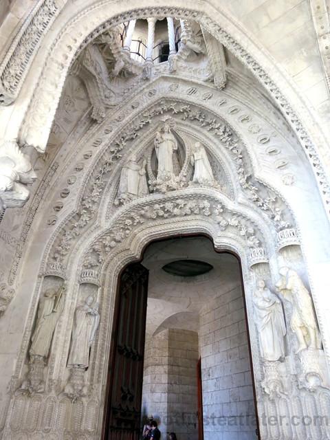 Cloister of Our Lady Rosary, Sagrada Familia