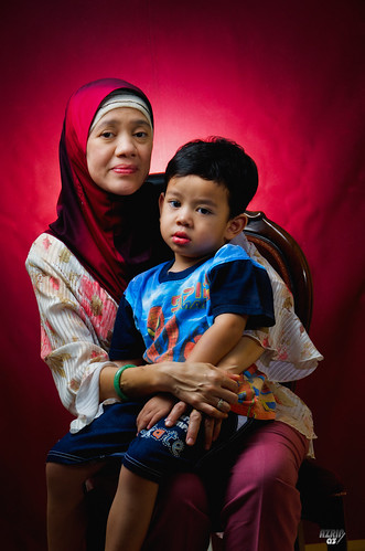 Mother & Son 2 by Scholesville