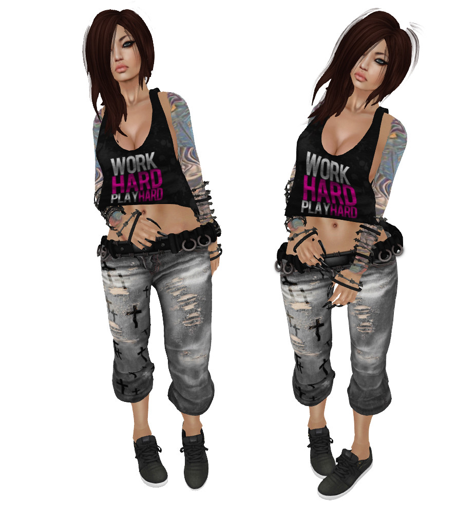 swagfest outfit 3