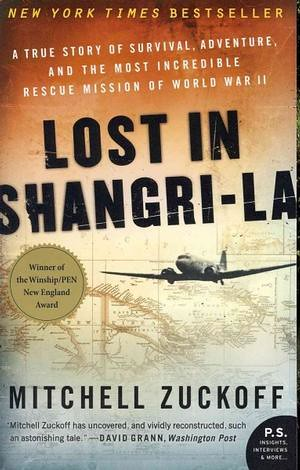 Lost in Shangri-la book cover