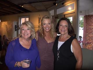 Glynda, Beth, and Susan