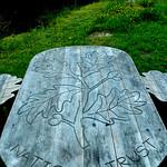 Cragside National Trust table!
