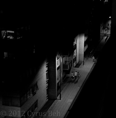 Dark Alley by geyes30