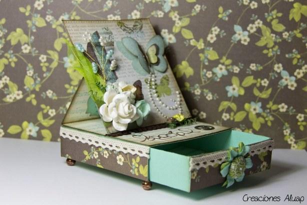caja tarjeta madeline prima