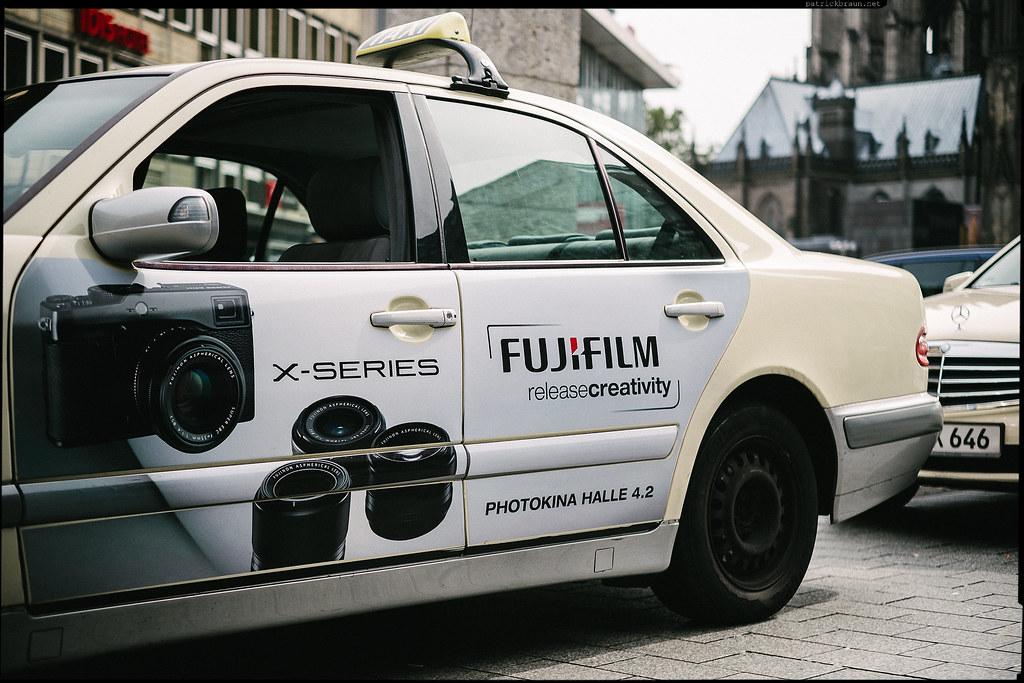 the Fuji-Taxi