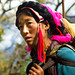 A Tibetan woman in Zhong Lu village, in China's western Sichuan province. Credit: Mitch Moxley/IPS