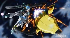 Gundam AGE 4 FX Episode 47 Blue Planet, Lives Ending Youtube Gundam PH (47)