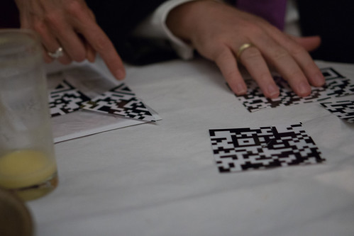 QR puzzles